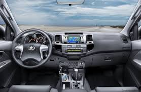 toyota trucks sa 2012 toyota hilux pickup truck with new look