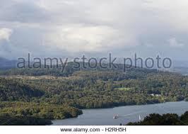 cumbria uk 1st october 2016 uk weather lake windermere sun breaks