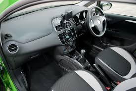 Grande Punto Interior Fiat Punto Review And Photos