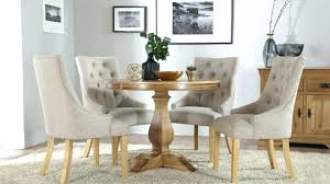 Oak Dining Room Chair Dining Table And Fabric Chairs Oak Tables And Chairs Range