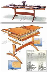 199 best woodwork tables images on pinterest woodwork wood and