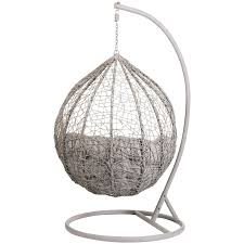 331302 hanging egg chair back