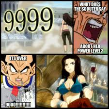Its Over 9000 Meme - cana over 9000 it s over 9000 know your meme