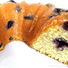 blueberry cream cheese pound cake recipe 4 5
