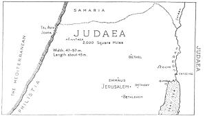 Judea Map Chapter 7