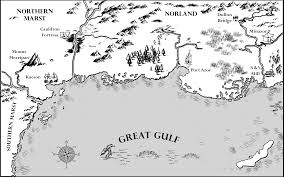 Fantasy Maps Image Gallery Of Black And White Fantasy Maps