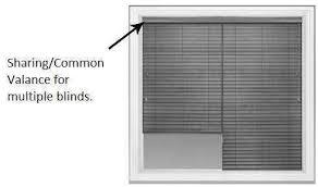 Blind Valance Get Great Looking Graber Traditions Wood Blinds For Your Windows