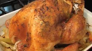 thanksgiving dinner turkey recipe chef s roast turkey and gravy recipe allrecipes