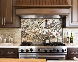 backsplash mosaic designs creative creative kitchen tile designs