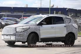 Ford Escape 2016 - 2016 ford escape facelift spied