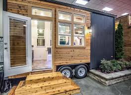 could you live in 200 square feet local company builds tiny homes