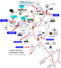 clark map clearwater resort country clark hotels and resorts