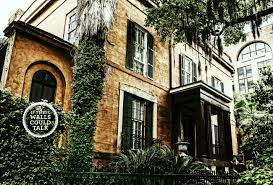 ghost sightings in savannah historic sorrel weed house is haunted