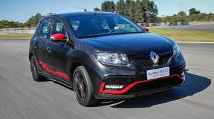 sandero renault interior want an old hatch get this sandero rs top gear