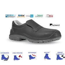 chaussure de cuisine noir chaussures de cuisine noires cat s2