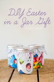 easter gifts for diy easter gift in a jar our days