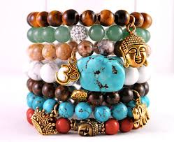 stackable bracelets new chic stackable summer beaded bracelets with