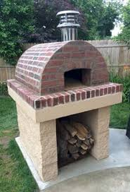 Diy Backyard Pizza Oven by Forno Bravo Pizza Oven Napoli Black And White Tile Custom Tiled