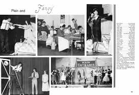 Plain And Fancy Dover Oh High Class Of 1984 Website Theater