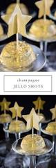 champagne jello shots with raspberry 40 aprons