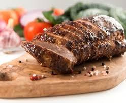 comment cuisiner roti de porc rôti de porc caramélisé aux échalotes recette de rôti de porc