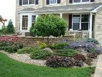 Superior Lawn And Landscape by Annuals Bluestone With Statuary Gardening Pinterest Gardens