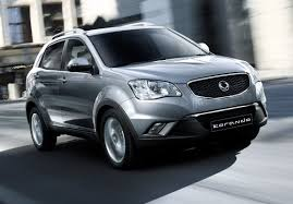 ssangyong korando sports 2017 ssangyong korando 2 0l prices u0026 specifications in uae