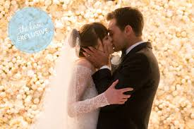 Fifty Shades Wedding Album Exclusive Details and s