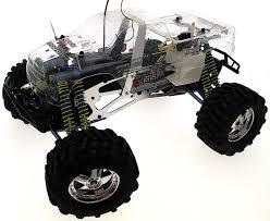 monster truck rc scoppio hpi savage 3 5 optional usato km 0