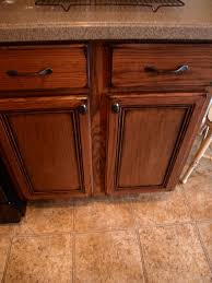 Staining Kitchen Cabinets Without Sanding Best 25 Staining Oak Cabinets Ideas On Pinterest Painting Oak