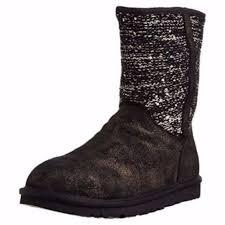 ugg shoes australia brown boots poshmark ugg shoes australia lyla brown sequin knit boots poshmark