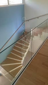 escalier garde corps verre métallerie lyon garde corps escalier métallique verre