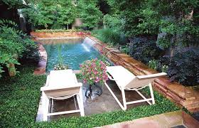 rectangular backyard landscaping ideas garden design ideas i for