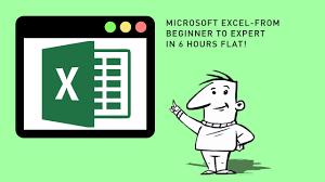 microsoft excel tutorial learn ms excel 2013 online chalkstreet