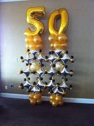 wedding anniversary backdrop 32 best anniversary balloon decor images on balloon