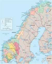 map of europe scandinavia map travel europe