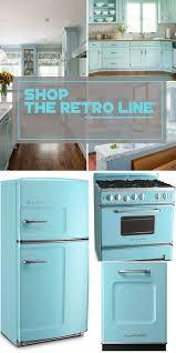modern retro kitchen appliance retro and modern refrigerators retro appliances big chill and retro
