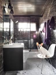 Midcentury Modern Bathroom by 3 4 Bath Double Vanities Inspiring With Bathroom Design Great
