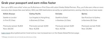 alaska u0027s mileage plan members losing delta but gaining much more