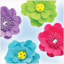 Handmade Flowers Paper - 897 best paper flowers images on pinterest paper flowers fabric