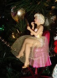tree ornaments marilyn haku