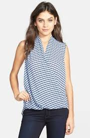 pleione blouse free shipping and returns on pleione layered v neck sleeveless