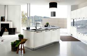 Online Kitchen Design Tool Admirable Pure White Kitchen Design Concept Featuring Compact