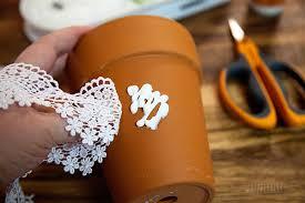 Decorating Clay Pots Kids Decorating Flower Pots Kids Interior Design Ideas