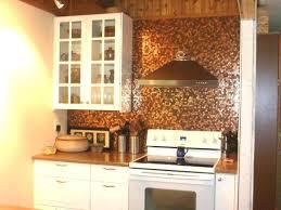kitchen tiles backsplash ideas copper tiles for kitchen backsplash kitchen with copper accents