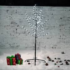 1 2m 4ft 108led outdoor garden decoration cherry blossom tree