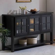 Kitchen Sideboard Table by Buffet Table Ebay