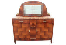 Marble Top Buffet by Marble Antique Sideboards U0026 Buffets Ebay