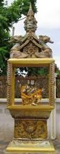 pra prom brahma statue 4 face buddha statue installation