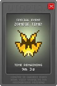 spirit halloween wiki zombie time pixel people wiki fandom powered by wikia